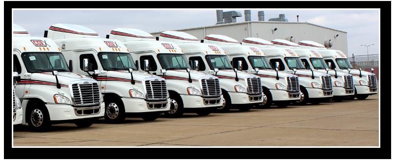 Cox Transfer Trucks